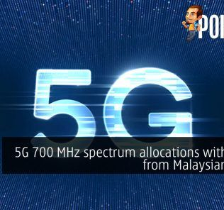 5G 700 MHz spectrum allocations withdrawn from Malaysian telcos 22