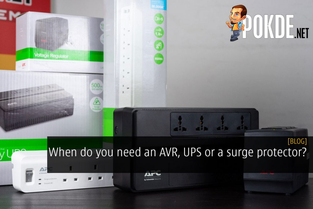 APC AVR UPS or surge protector cover