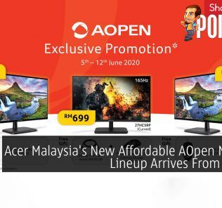 Acer Malaysia's New Affordable AOpen Monitor Lineup Arrives From RM289 20