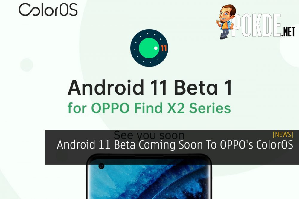 Android 11 Beta Coming Soon To OPPO's ColorOS 15