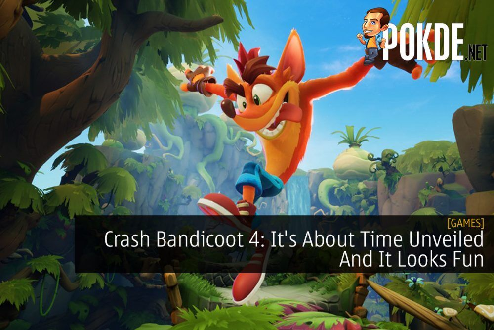 Crash Bandicoot 4: It's About Time Unveiled And It Looks Fun 22