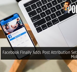 Facebook Finally Adds Post Attribution Settings To Mobile App 21