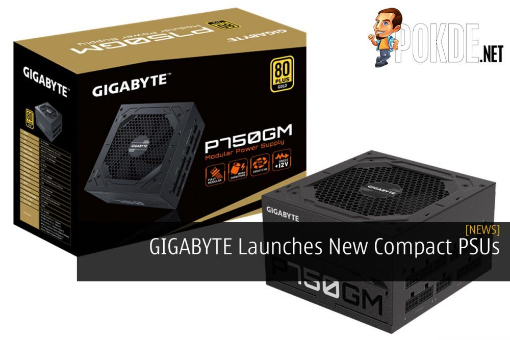 GIGABYTE Launches New Compact PSUs 19