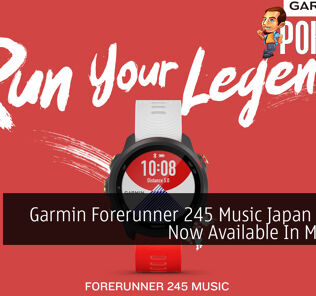 Garmin Forerunner 245 Music Japan Edition Now Available In Malaysia 27