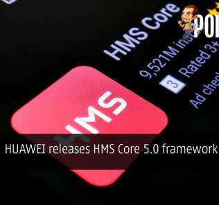 HUAWEI HMS Core 5.0 update cover