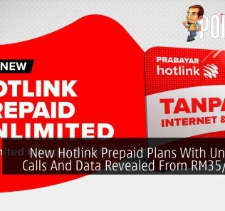New Hotlink Prepaid Plans With Unlimited Calls And Data Revealed From RM35/month 21
