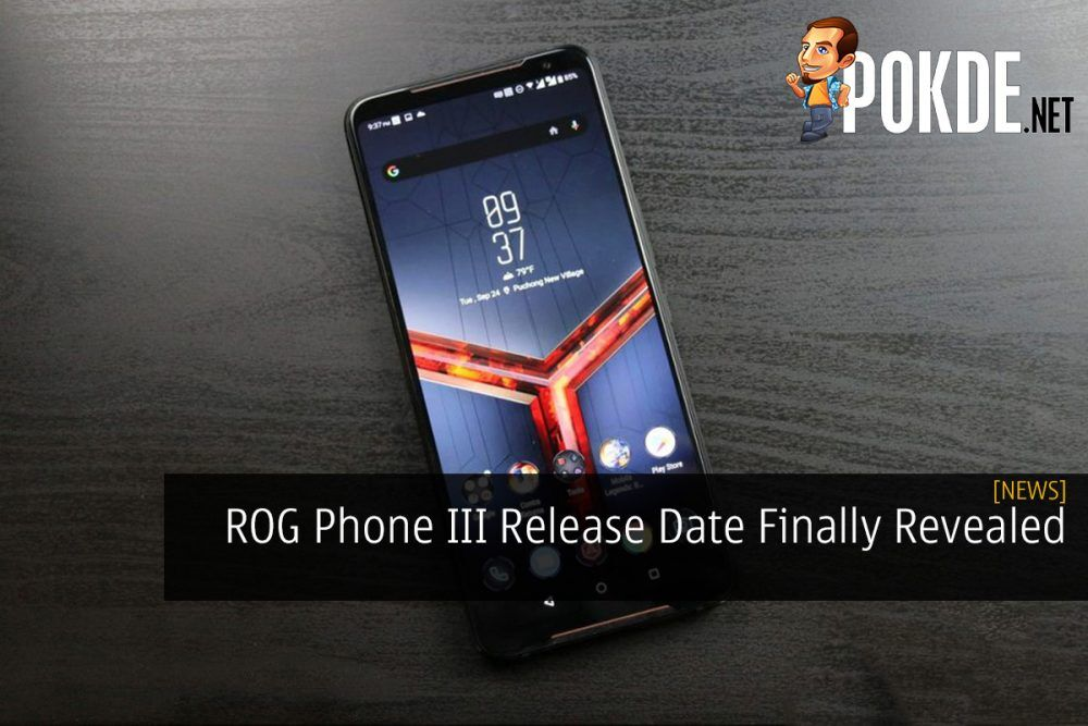 ROG Phone III Release Date Finally Revealed 21