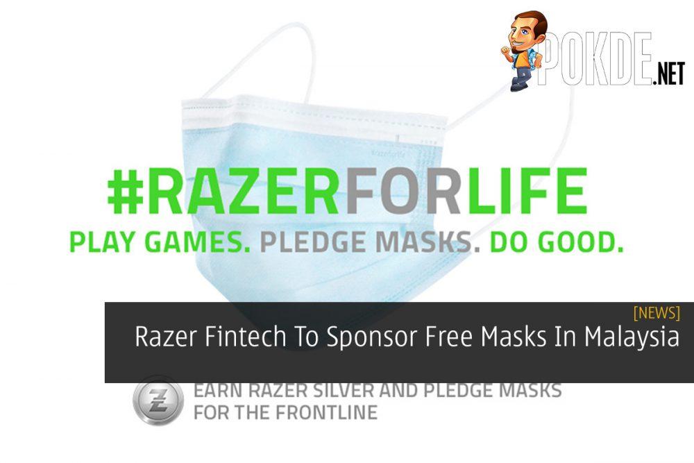 Razer Fintech To Sponsor Free Masks In Malaysia 24