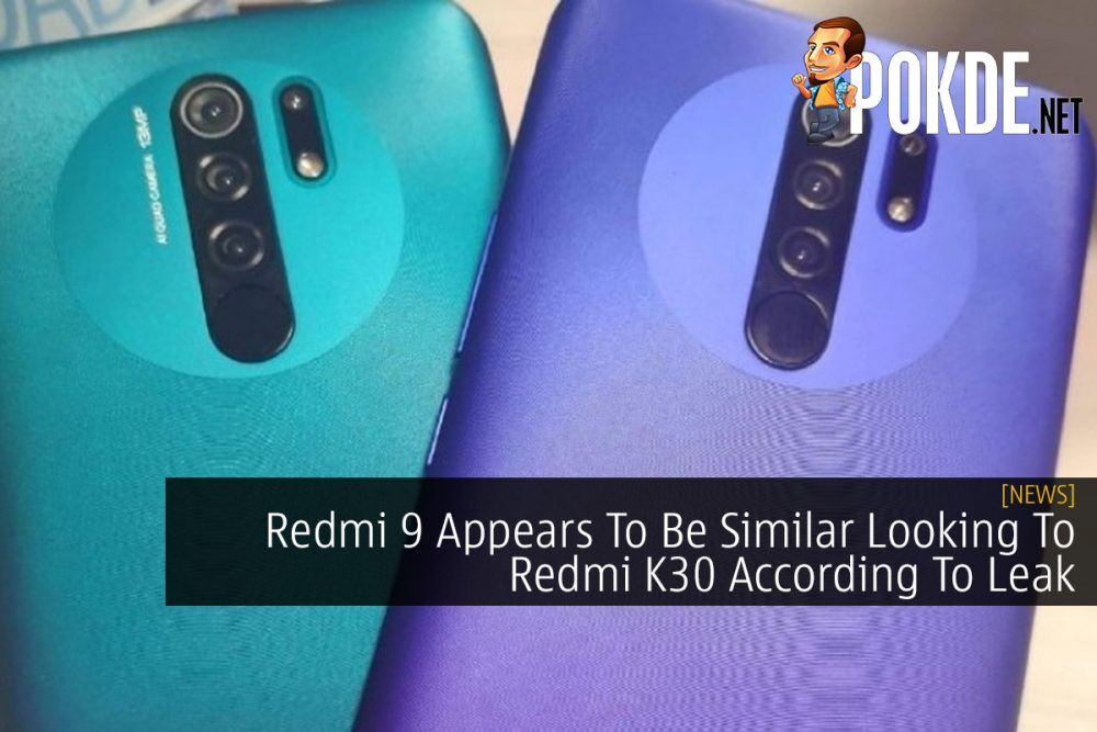 Redmi 9 Appears To Be Similar Looking To Redmi K30 According To Leak 24