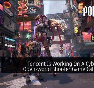Tencent Is Working On A Cyberpunk Open-world Shooter Game Called SYN 23