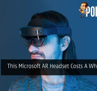 This Microsoft AR Headset Costs A Whopping $3500 24