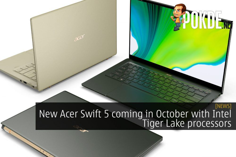 acer swift 5 tiger lake cover