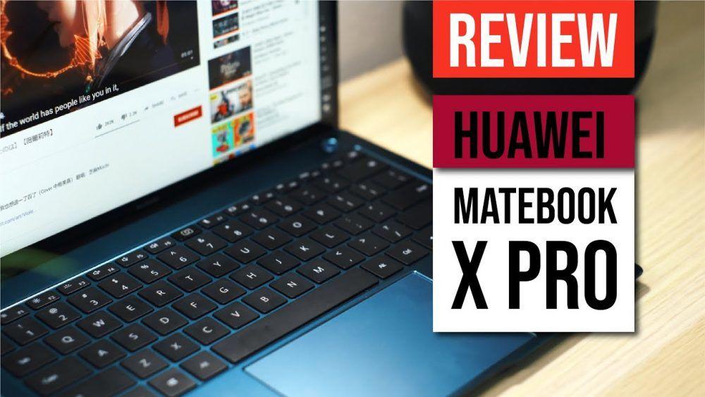 Huawei Matebook X Pro Review 24