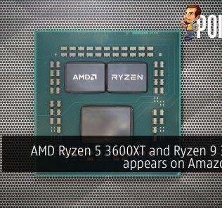 AMD Ryzen 5 3600XT and Ryzen 9 3900XT appears on Amazon Italy 23