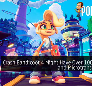 Crash Bandicoot 4 Might Have Over 100 Levels and Microtransactions