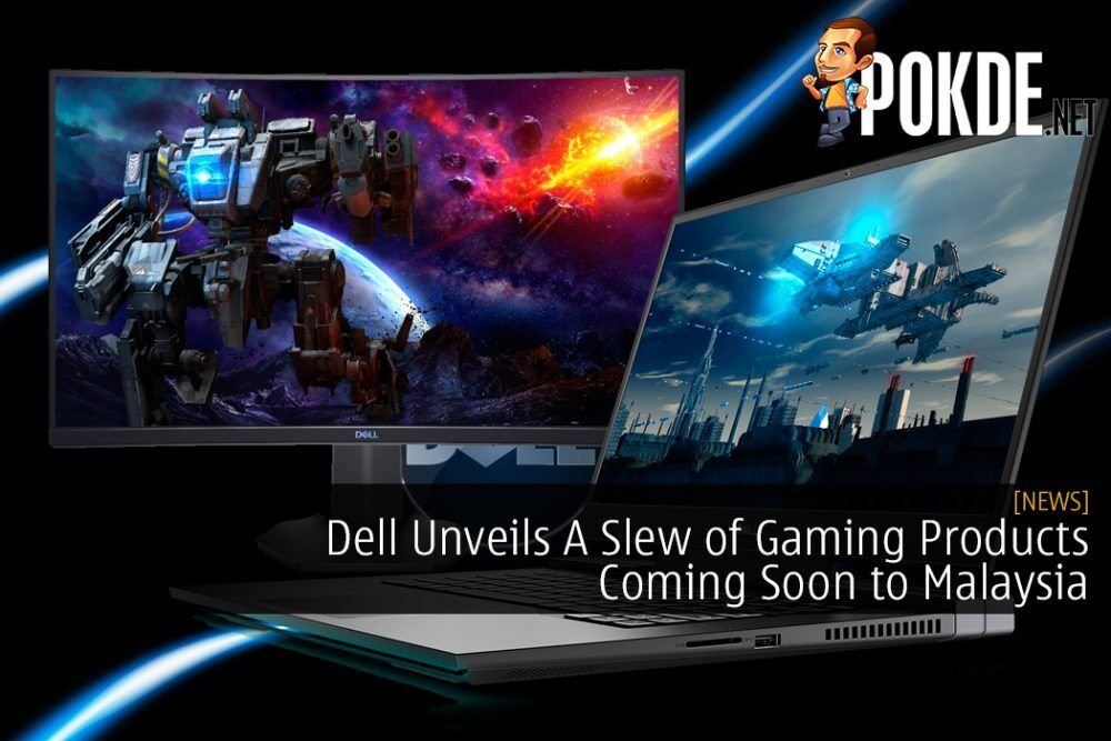 Dell Unveils A Slew of Gaming Products Coming Soon to Malaysia