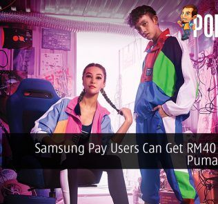 Samsung Pay Users Can Get RM40 OFF on Puma Online