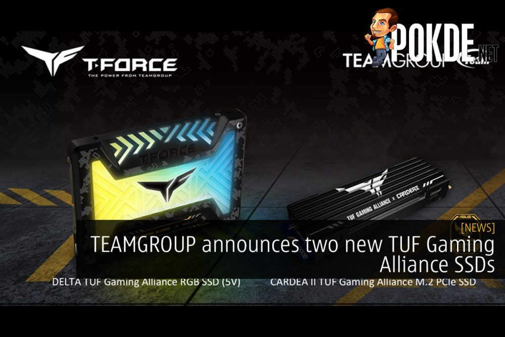 teamgroup tuf gaming alliance ssd cover