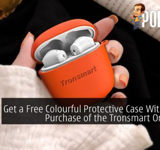 Get a Free Colourful Protective Case With Every Purchase of the Tronsmart Onyx Ace