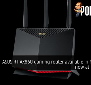 ASUS RT-AX86U gaming router malaysia rm1399 cover