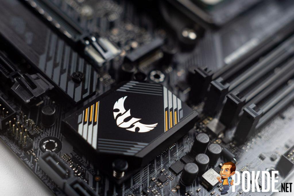 ASUS TUF Gaming B550M Plus Review-18