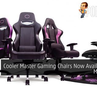 Cooler Master Gaming Chairs Now Available In Malaysia 24