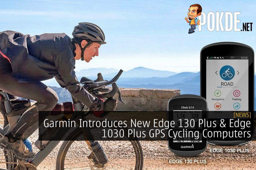 Garmin Introduces New Edge 130 Plus & Edge 1030 Plus GPS Cycling Computers 26