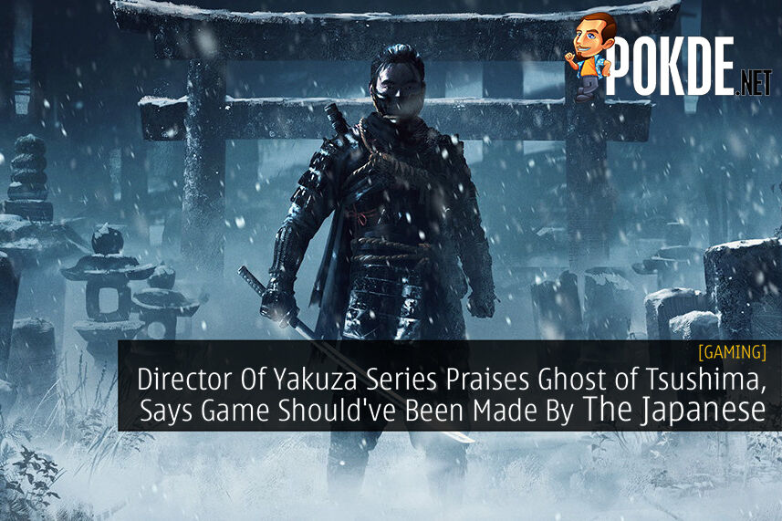 Director Of Yakuza Series Praises Ghost of Tsushima, Says Game Should've Been Made By The Japanese 19