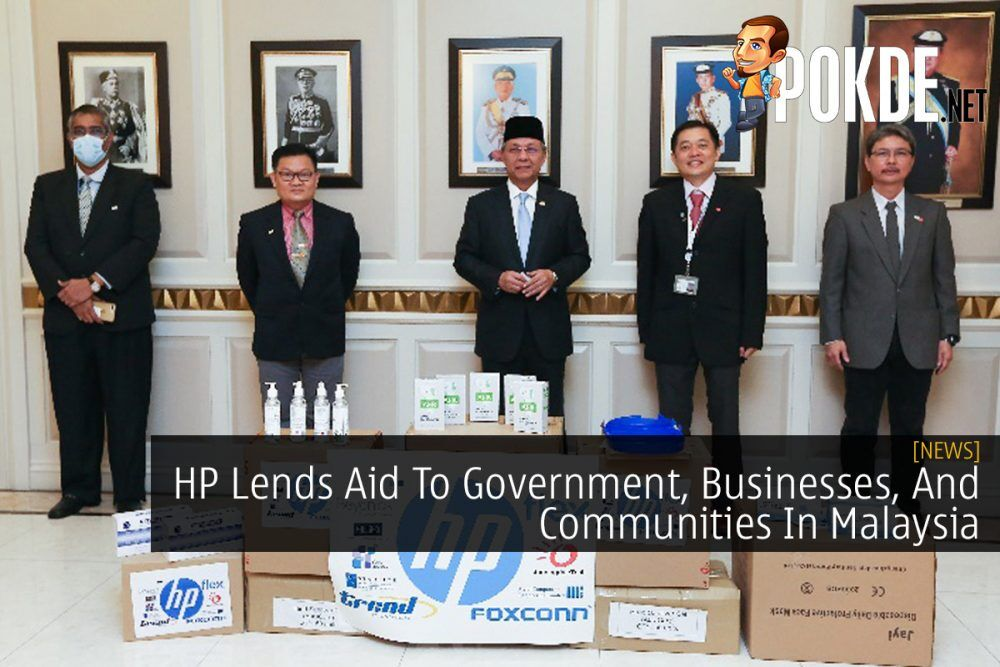 HP Lends Aid To Government, Businesses, And Communities In Malaysia 19