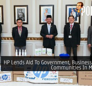 HP Lends Aid To Government, Businesses, And Communities In Malaysia 28
