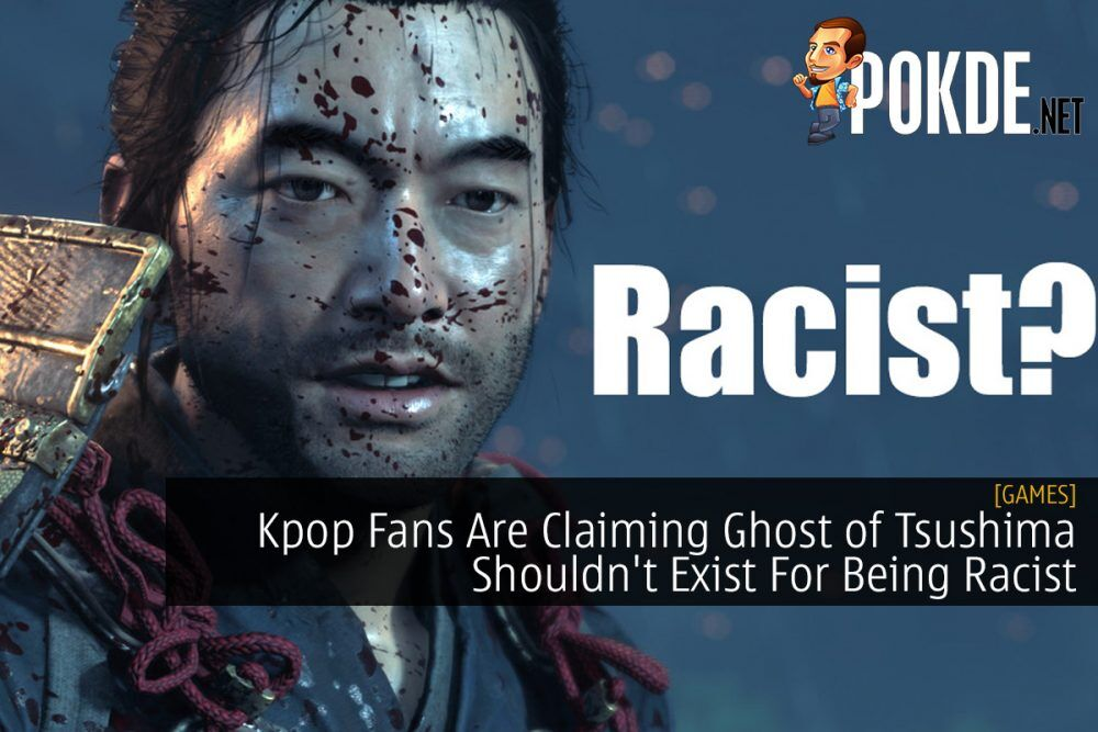 Kpop Fans Are Claiming Ghost of Tsushima Shouldn't Exist For Being Racist 22