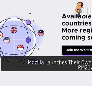 Mozilla Launches Their Own VPN At RM21/month 26