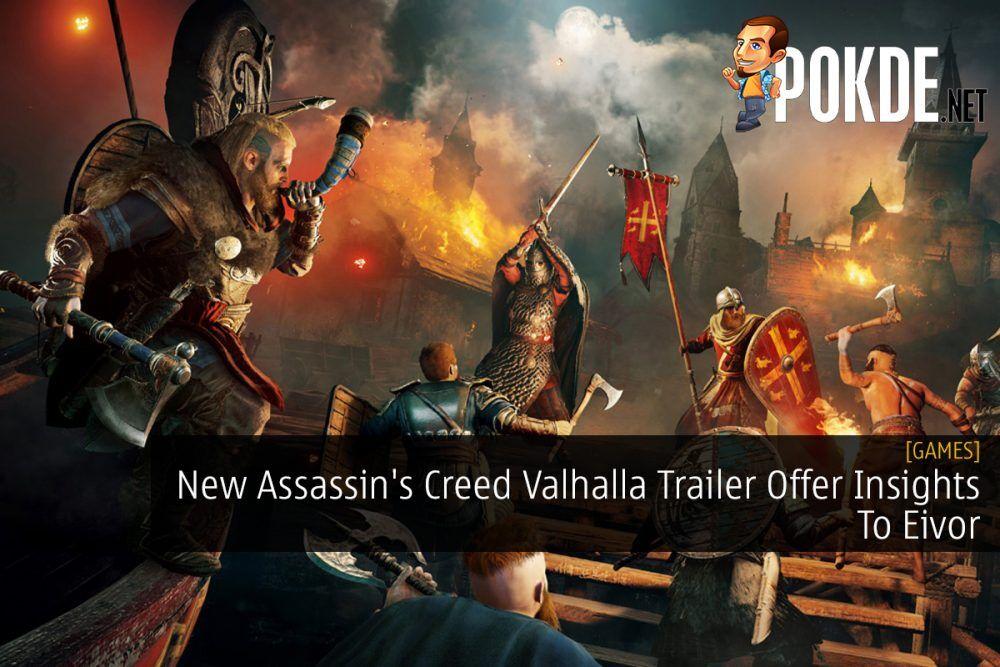 New Assassin's Creed Valhalla Trailer Offer Insights To Eivor 23