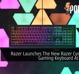 Razer Launches The New Razer Cynosa V2 Gaming Keyboard At RM269 28