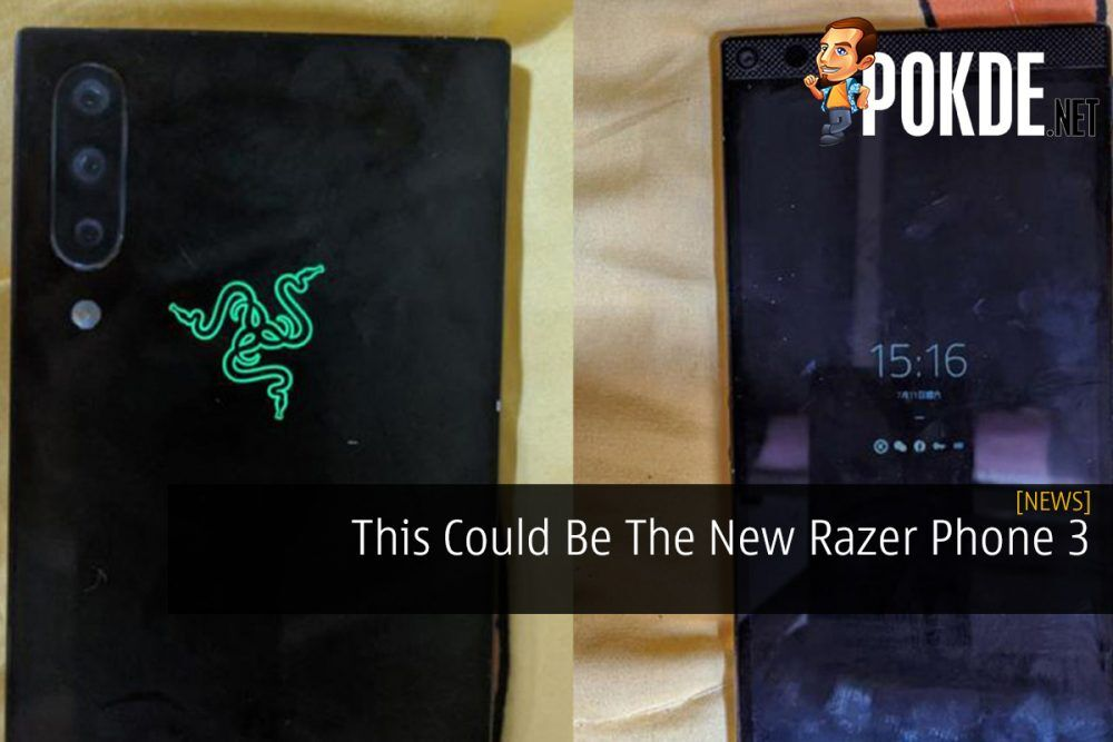 This Could Be The New Razer Phone 3 21