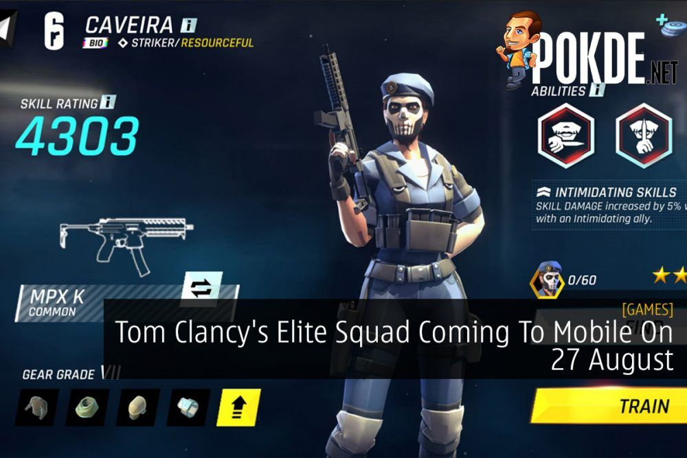 Tom Clancy's Elite Squad Coming To Mobile On 27 August 21
