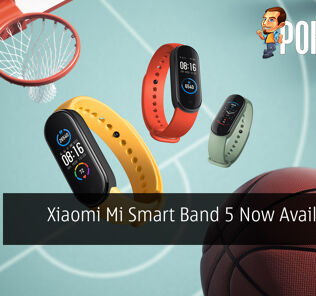 Xiaomi Mi Smart Band 5 Now Available At RM169 25