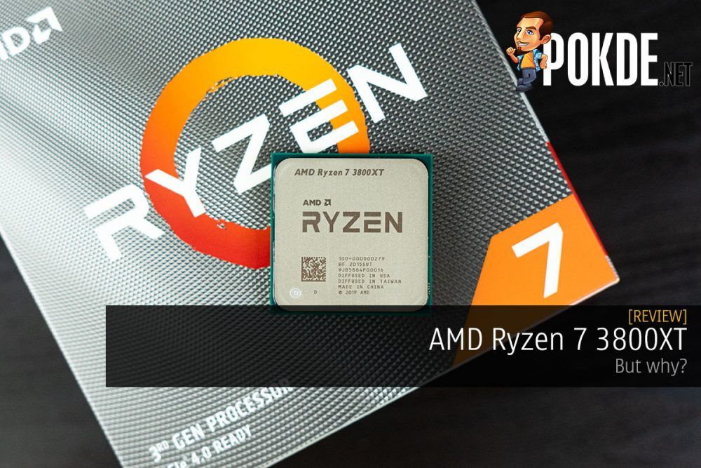 amd ryzen 7 3800xt review cover