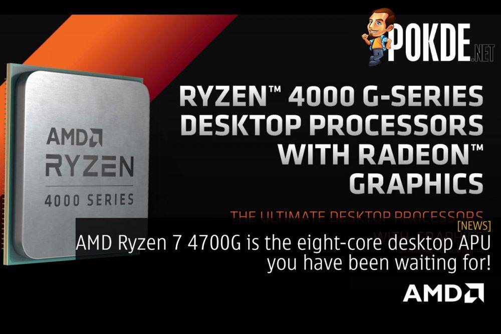 amd ryzen 7 4700g desktop apu cover