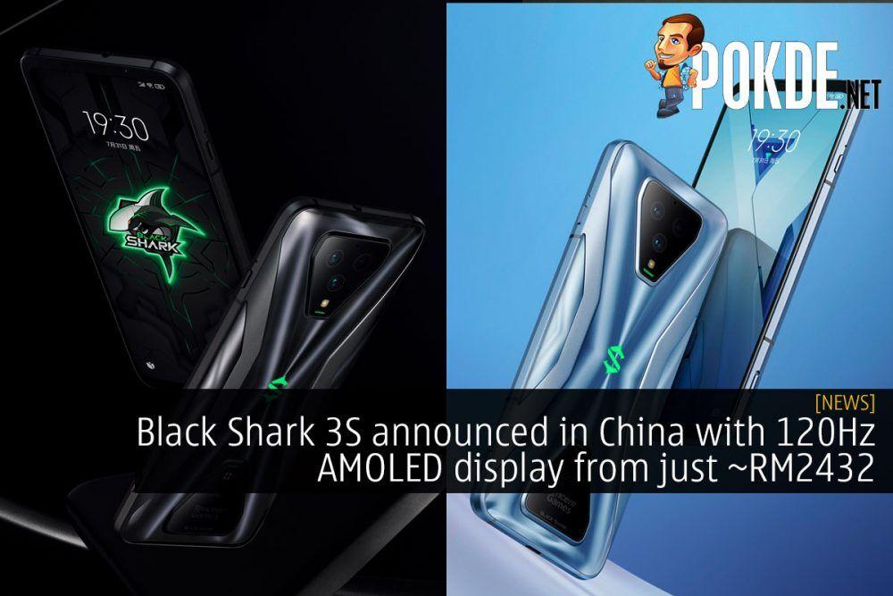 black shark 3s 120hz amoled rm2432 cover