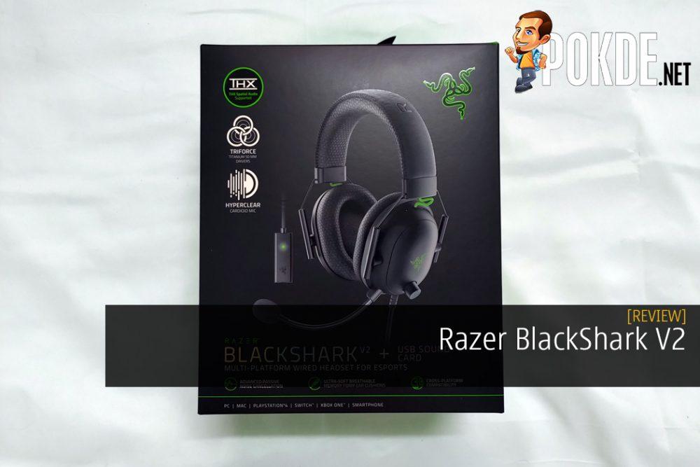 Razer BlackShark V2 Review
