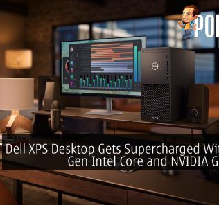 Dell XPS Desktop Gets Supercharged With 10th Gen Intel Core and NVIDIA Graphics
