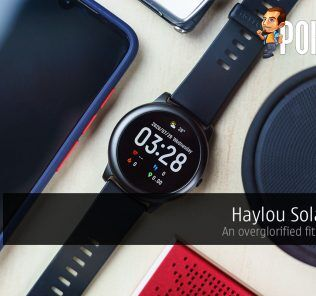 Haylou Solar Review — an overglorified fitness band? 30
