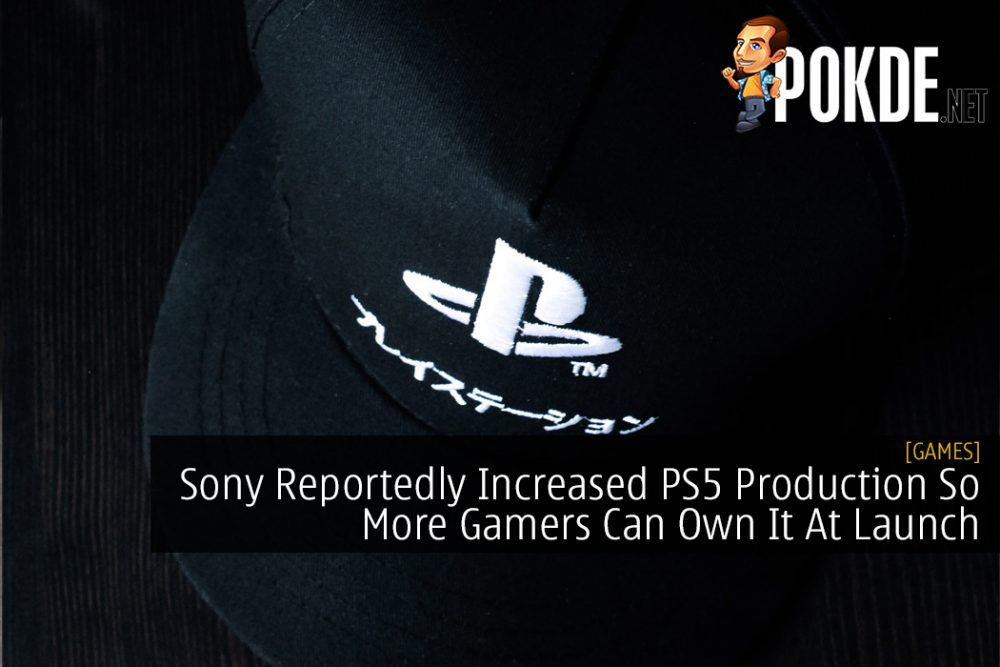 Sony Reportedly Increased PS5 Production So More Gamers Can Own It At Launch