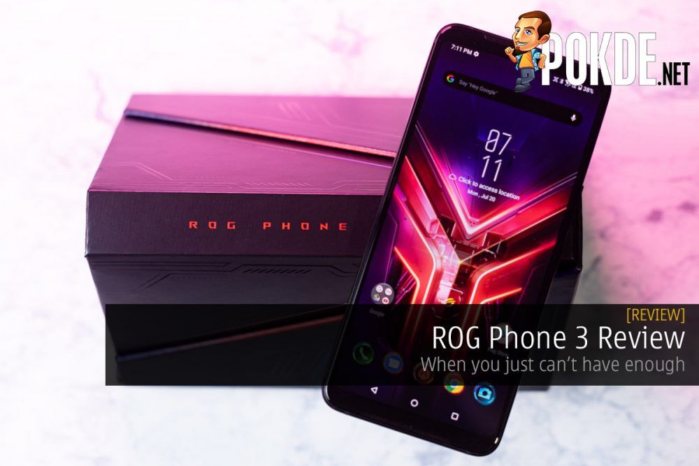 ROG Phone 3 Review - When you just cant have enough 22