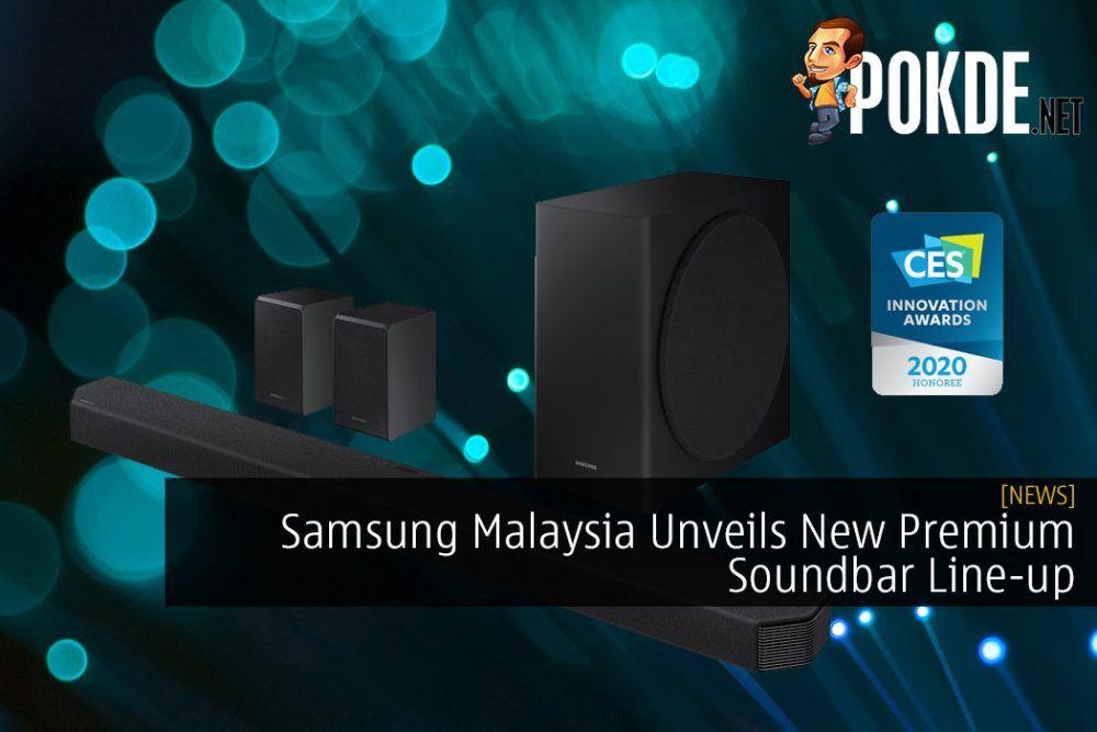 Samsung Malaysia Unveils New Premium Soundbar Line-up