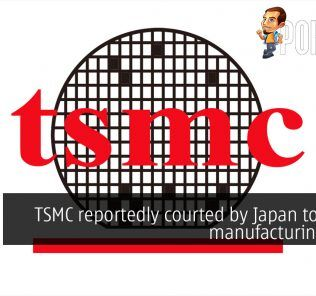 tsmc japan manufacturing plant cover