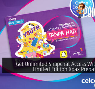 Get Unlimited Snapchat Access With New Limited Edition Xpax Prepaid Plan 30