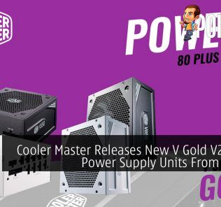 Cooler Master Releases New V Gold V2 Series Power Supply Units From RM469 18