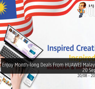 Enjoy Month-long Deals From HUAWEI Malaysia Until 20 September 28